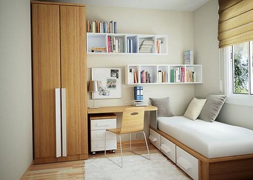 Дизайн проект комнаты 4 на 4